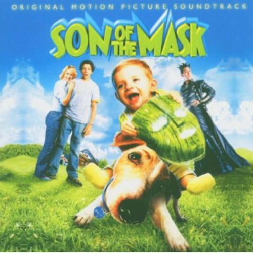 Son of Mask - Son of Mask [CD]