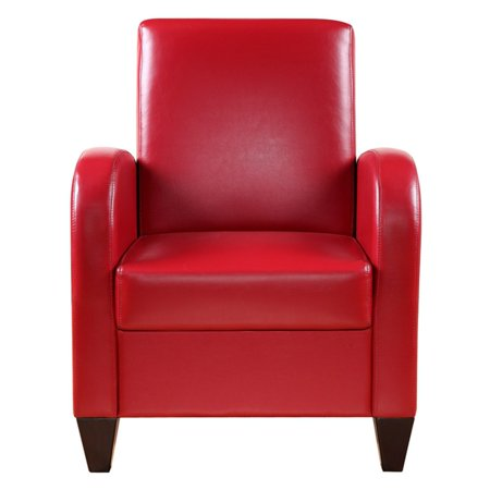 Phenomenal Nh Designs Faux Leather Accent Chair Ocoug Best Dining Table And Chair Ideas Images Ocougorg