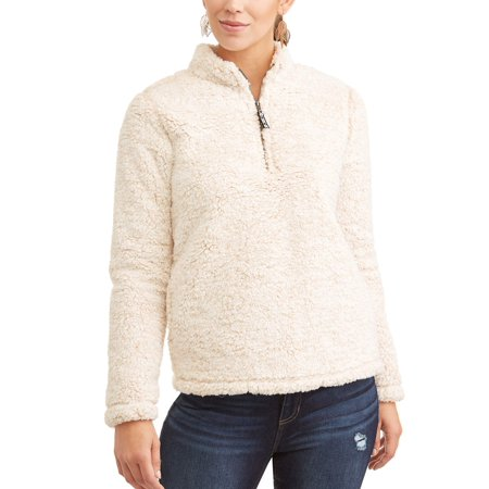- Women's Snow Tipped Quarter Zip Jacket