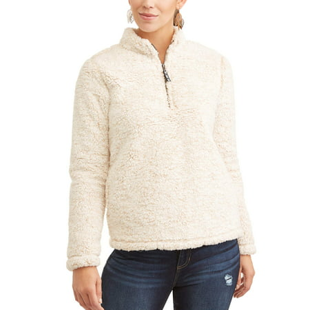 Women's Snow Tipped Quarter Zip Jacket](cyber monday deals womens coats)
