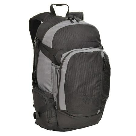 Sandpiper Ridgeline Backpack Black/Light Grey