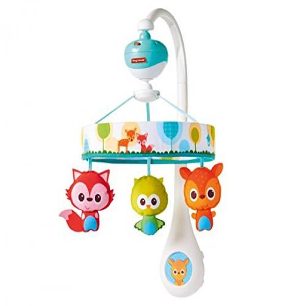 Click here to buy Tiny Love Lullaby Electronic Mobile Toy by Tiny Love.