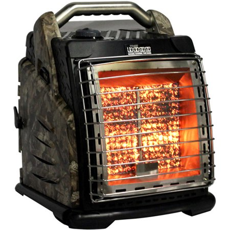 The Boss Portable Infrared Heater Realt Walmart Com