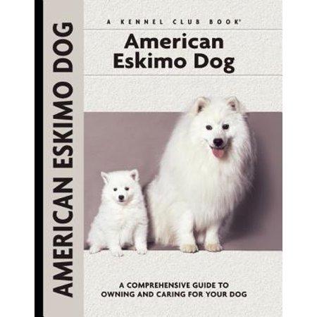 American Eskimo Dog - eBook American Eskimo Dog Sticker