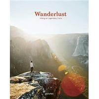 Wanderlust : a hiker's companion - hardcover: 9783899559019