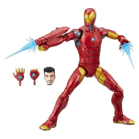 Marvel Black Panther 6 Inch Legends Series Iron Man