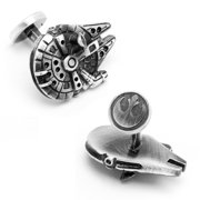 Lucas Films Star Wars Palladium Millennium Falcon Cufflinks