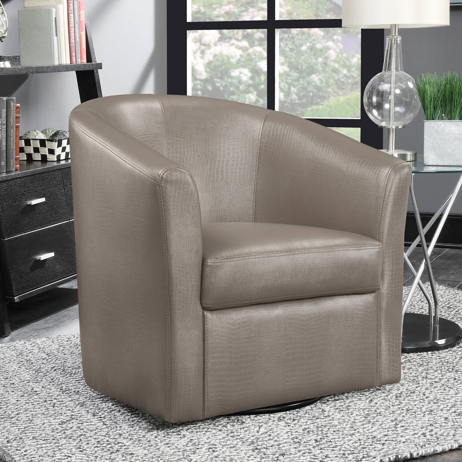 Coaster Company Accent Chair, Champagne