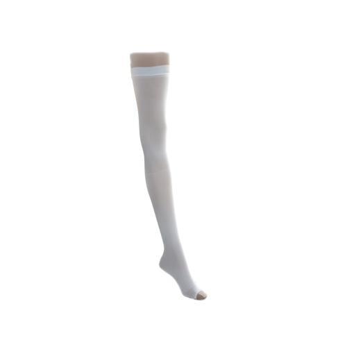Medline EMS Thigh Length AntiEmbolism Stockings,White,XLarge MDS160888H
