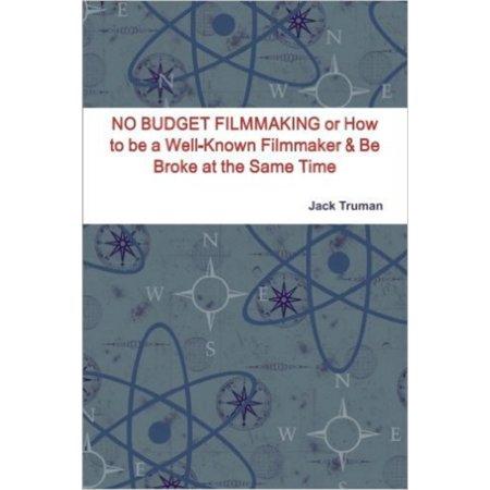 No Budget Filmmaking - eBook