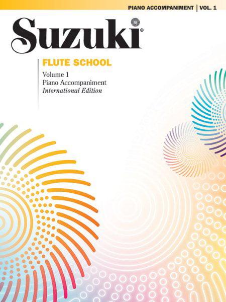 Suzuki Flute School by Alfred Music