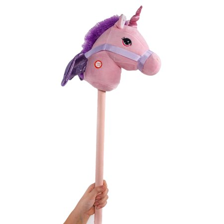Pink Horse Plush (Ponyland Giddy-Up Fantasy 28