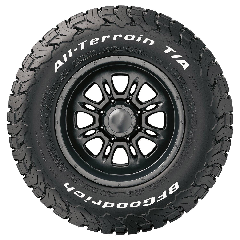 BF Goodrich All-Terrain T A KO2 Tire LT265 70R17 10 121 118S by BFGoodrich