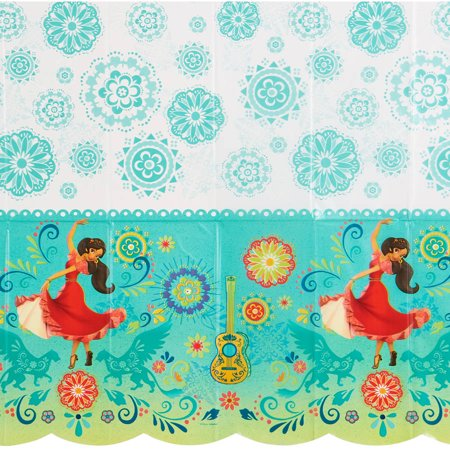 Elena Of Avalor Plastic Table Cover