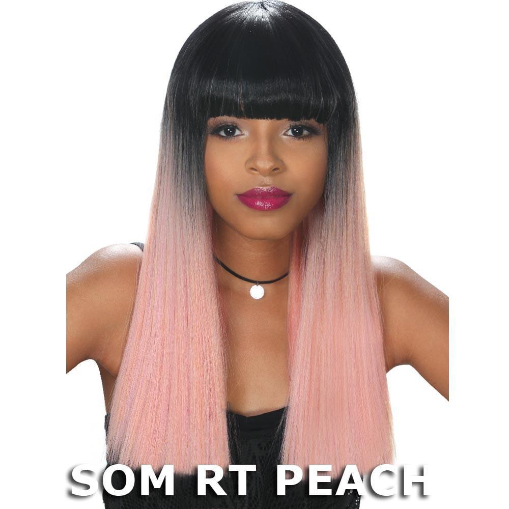 Sis Slay Futura Synthetic Hair Full Wig - MINAJ (SOM RT PEACH)