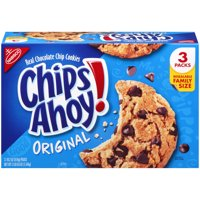 3-Pack Chips Ahoy! Original Chocolate Chip Cookies (54.6 Ounce)