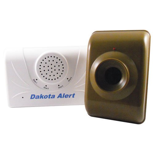 Dakota Alert Wireless Motion Detector/Receiver Kit