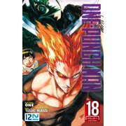 ONE-PUNCH MAN - tome 18 - eBook