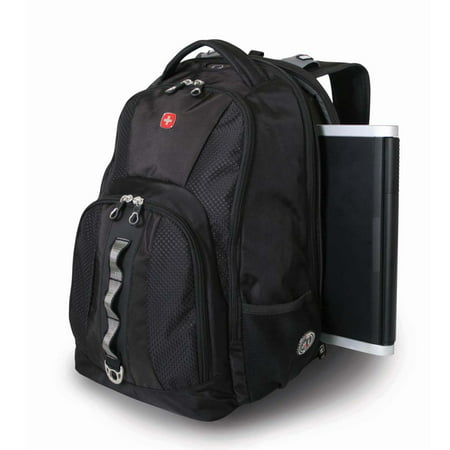 Swiss Gear Unisex ScanSmart Laptop Backpack BLACK O/S - Walmart.com