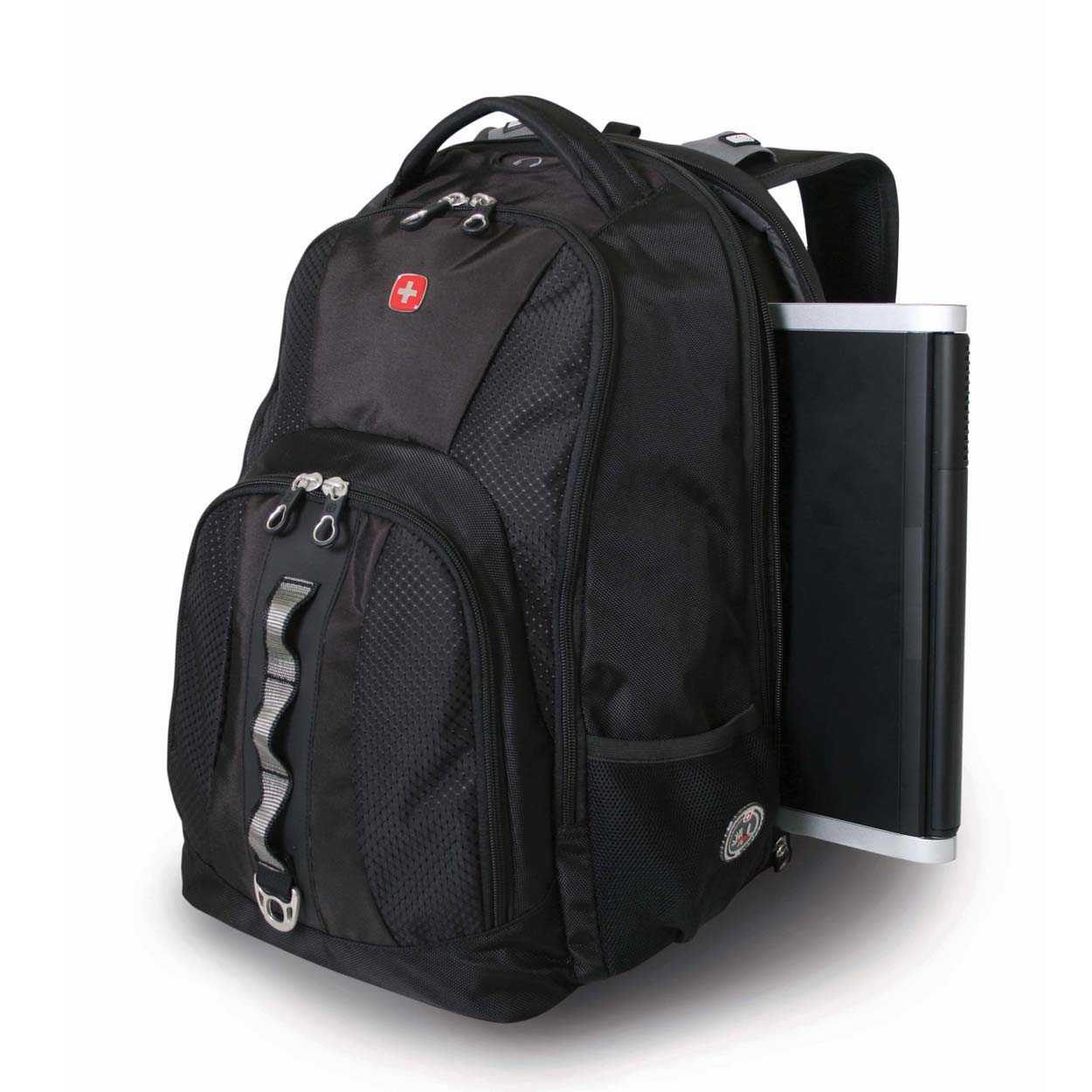 Swiss Gear Unisex ScanSmart Laptop Backpack BLACK O/S