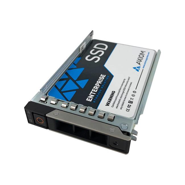 "Axiom Enterprise EV300 - Solid state drive - encrypted - 1.2 TB - hot-swap - 2.5"" - SATA 6Gb/s - 256-bit AES - Self-Encrypting Drive (SED)"