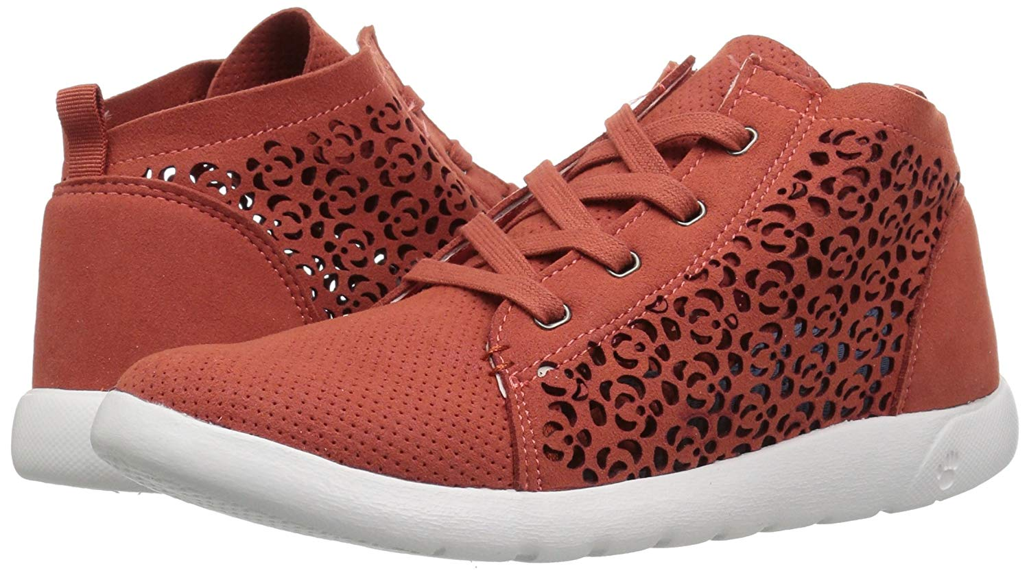 291efd20416 Bearpaw Womens savannah Hight Top Lace Up Fashion Sneakers