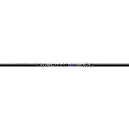 Easton Carbon 1 Raw Shafts Doz, 600 Solid 600 Carbon