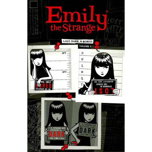Emily the Strange: Lost, Dark and Boring
