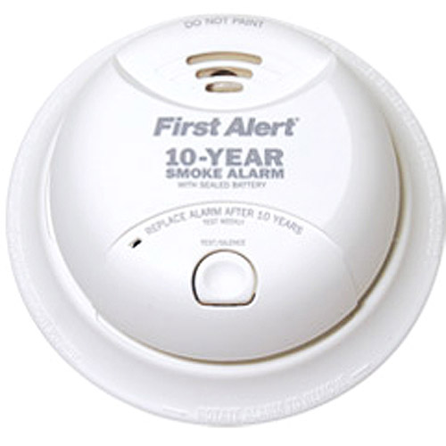 First Alert SA340CN 10Year Tamperproof Smoke and Fire Detector