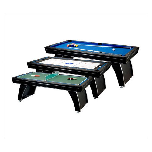 GLD Products Fat Cat Phoenix 3 in 1 7' Game Table