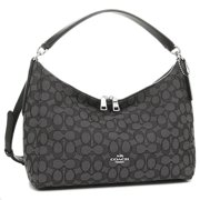 coach outline signature east west celeste convertible hobo by