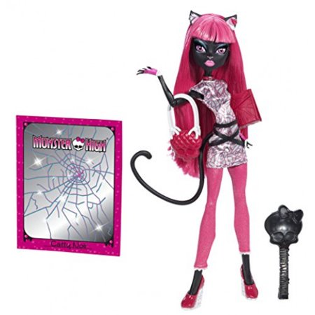 Monster High BJM43 Scaremester Catty Noir Doll](Catty Noir From Monster High)