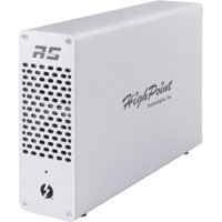 HighPoint RocketStor 6661A Thunderbolt3 to PCIe 3.0x16 Expansion Chassis RS6661A