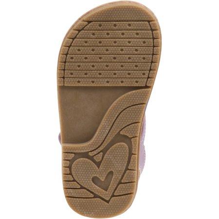 Petalia Girls' Flowers And Shimmer Detail Sandals