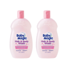 (2 pack) Baby Magic Hair & Body Wash, Original Baby Scent 16.5oz
