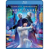 Ghost in the Shell Blu-ray + DVD Deals