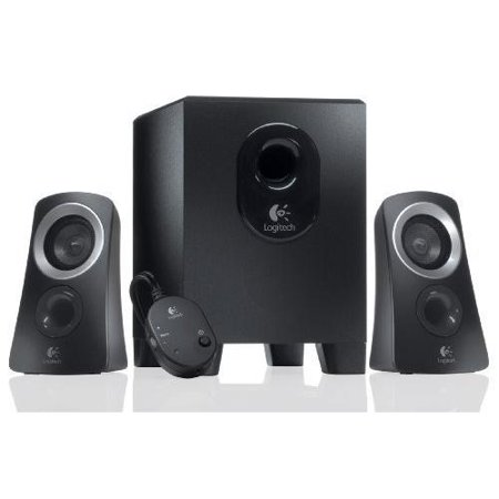 Logitech 980-000382 Z313 Multimedia Speaker System (980000382)
