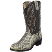 Durango Head West Snake Print Infant Cowboy, Western Boots