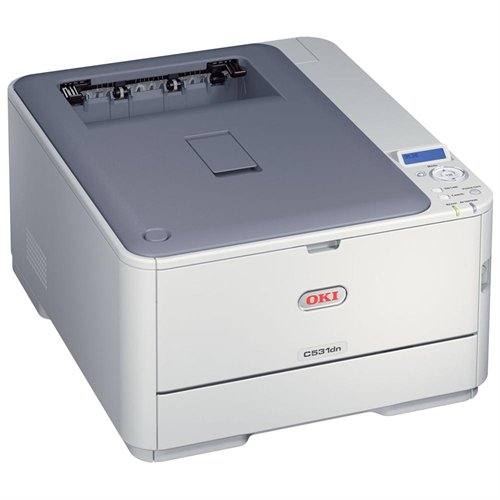 OKI C531dn - printer - color - LED