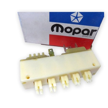 Genuine OEM Chrysler Mopar 3895033 Heater A/C Switch Dodge 1968-1974 - Dodge Heater Core