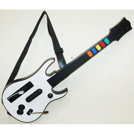 Nintendo Wii Guitar Hero Rock Band Game Controller