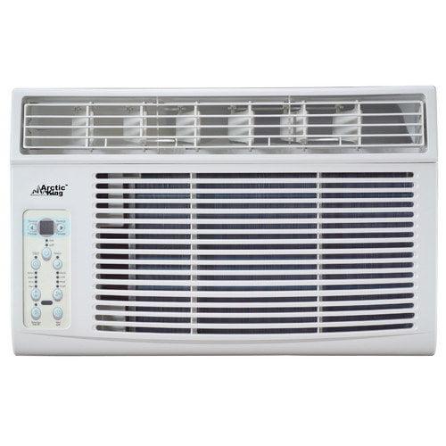 Arctic King 8000 BTU Energy Efficient Window Air Conditioner with