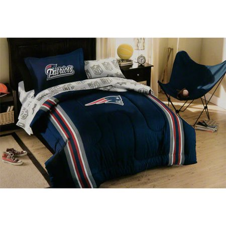 New England Patriots Bed Set