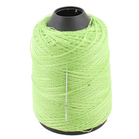 Cotton Reels (Unique Bargains Cotton Sewing Thread Reel Line Spool Green for Tailor w Needle )