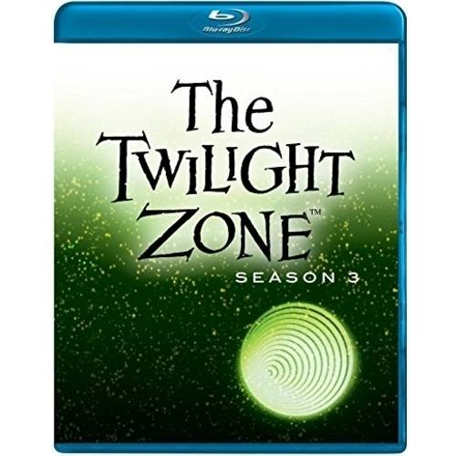 The Twilight Zone: Season 3 (Blu-ray)