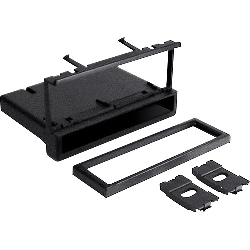 Scosche FD1327B - 1995-Up Ford Truck/SUV Kit With 1.5 CD Storage Pocket
