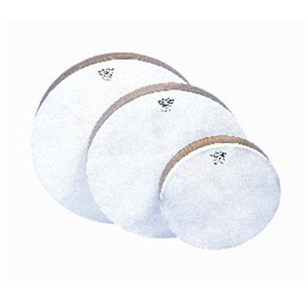 "Remo Frame Drum, Fiberskyn 3 - 10"" Diameter x 2"" Depth"