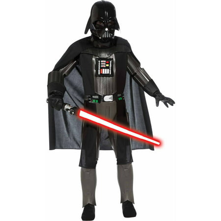 Darth Vader Deluxe Child Halloween - Darth Vader Costumes Kids