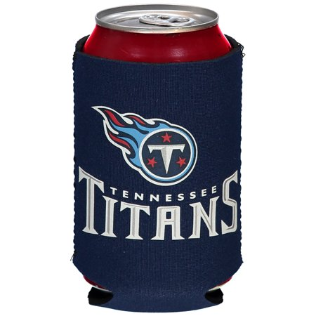 Tennessee Titans Collapsible Can Cooler - Navy Blue - No Size