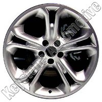 Wheel for 2011-2015 Ford Explorer 20x8.5 Refinished 20 Inch Rim